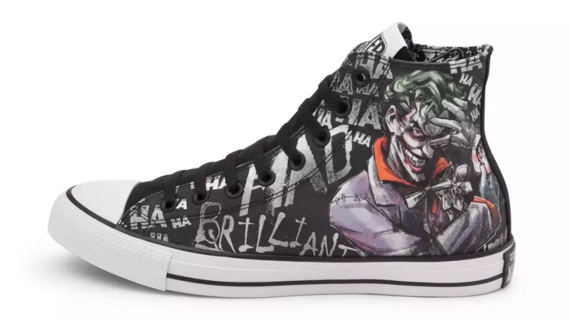 Converse DC Comics Shoes Collection | Soleracks