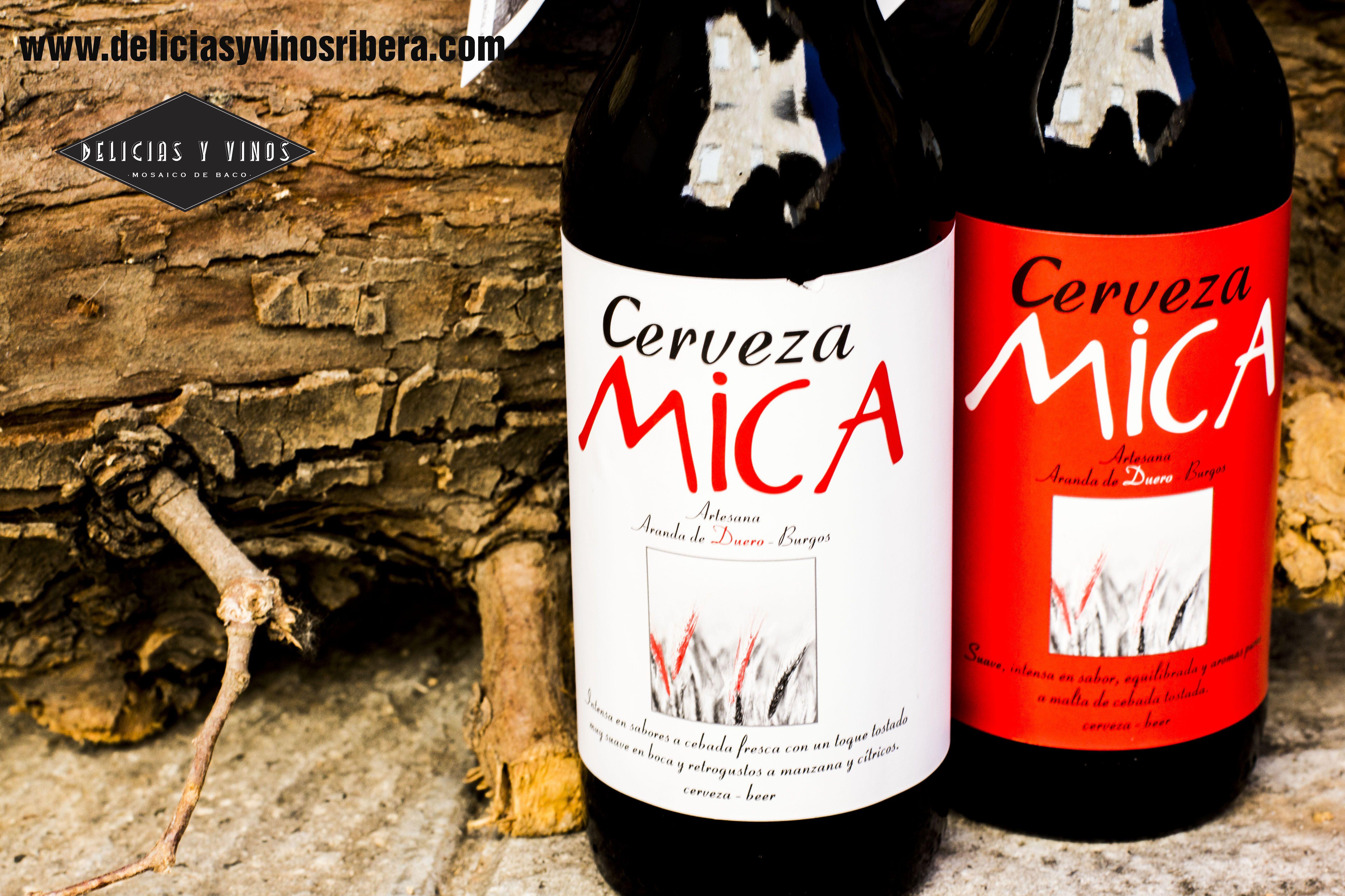 #Cerveza #Artesana #Mica #RiberadelDuero #Fuentenebro #ArandadeDuero