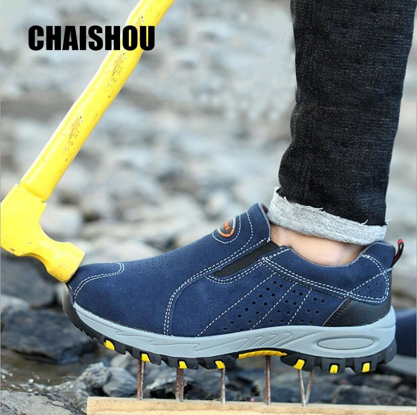 Pin On Safety Work Shoes