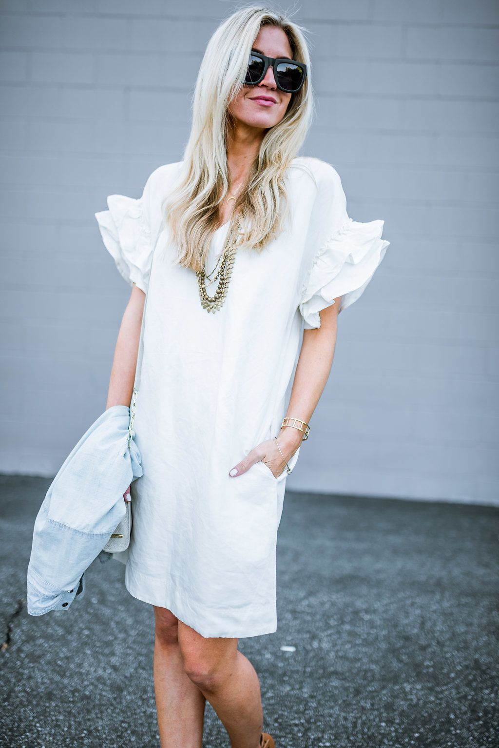 cc8a05278ab0 LITTLE WHITE DRESS