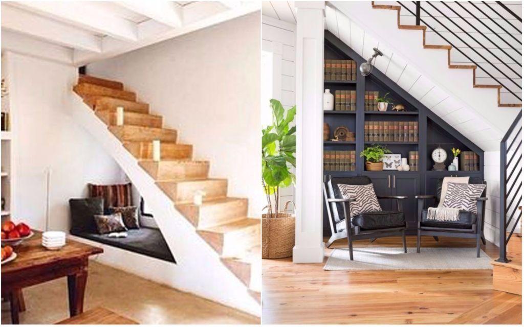 Comment Amenager Son Dessous D Escalier Escalier Mobilier De