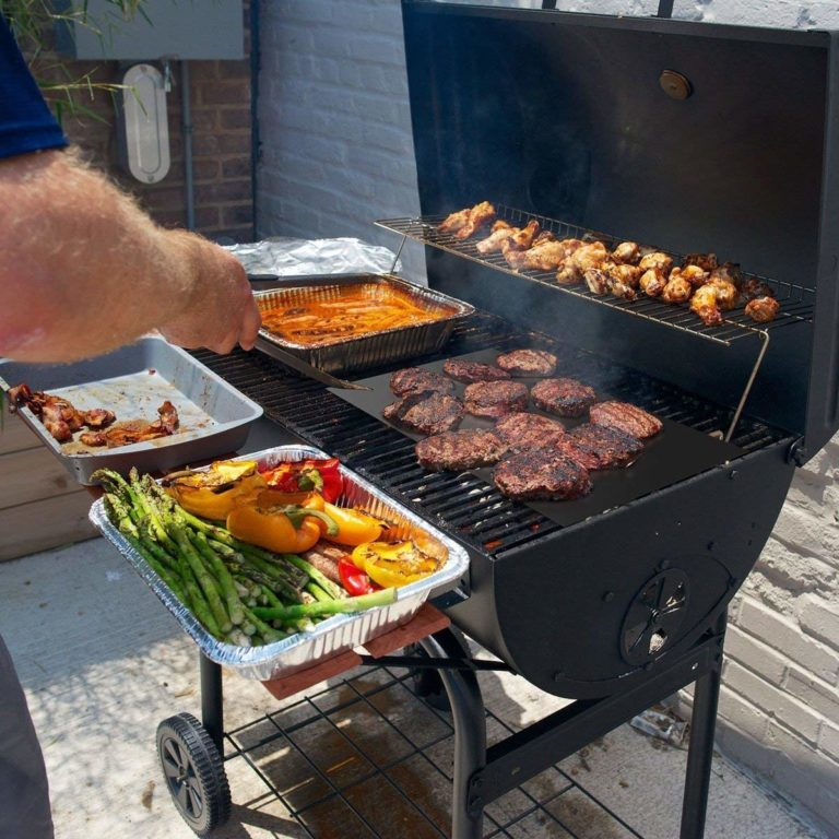Top and 10 Best BBQ Grill Mats 2020 | ValsViews in 2020