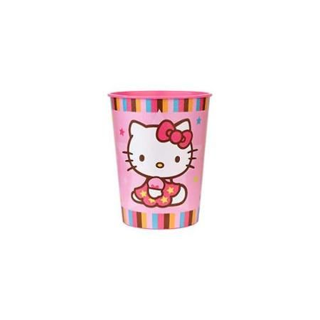 Hello Kitty Party Plastic Party Cup (each) - Party Supplies - Walmart.com