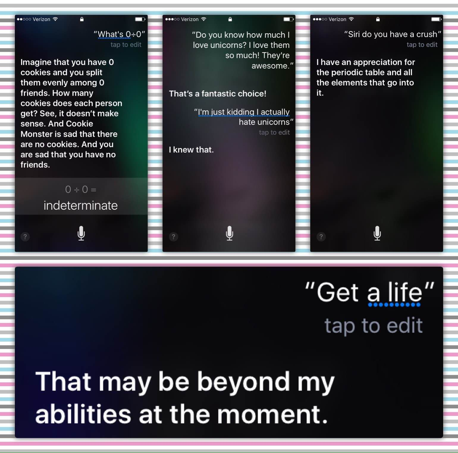 Hilarious Questions And Demands To Ask Siri Things To Ask Siri Best Memes Ever Clean Memes