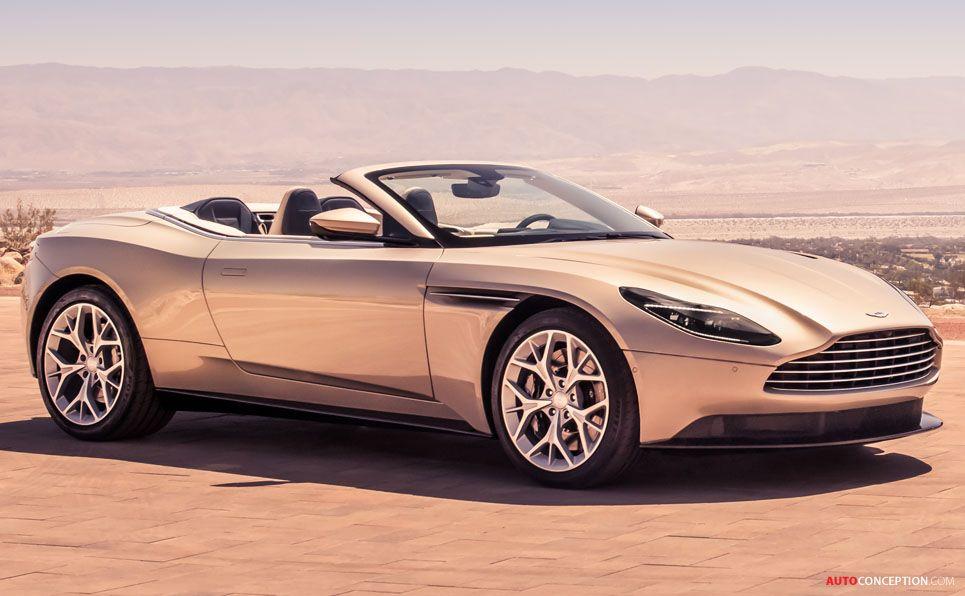 Aston Martin Db11 Volante Unveiled Autoconception Com Aston Martin Db11 Aston Martin Cars Aston Martin