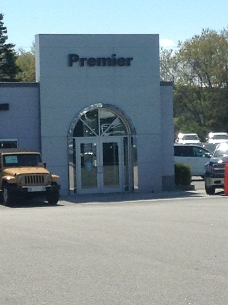 Premier Chrysler Jeep Dodge RAM Cape Cod In Hyannis, MA (26714/117359)