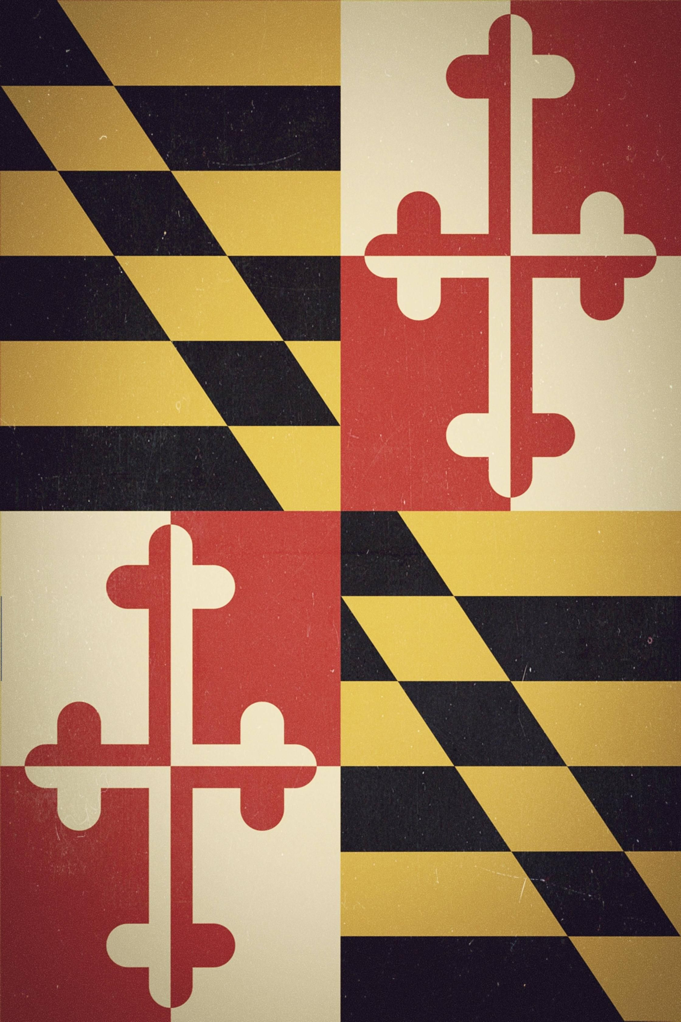 P 72 Maryland Flag Desktop Wallpaper Maryland Flag Widescreen Pics Maryland Flag Iphone Case Covers State Flags