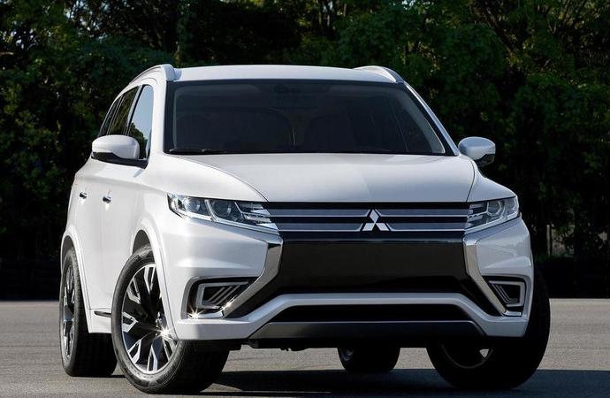 2020 Mitsubishi Outlander Rumors