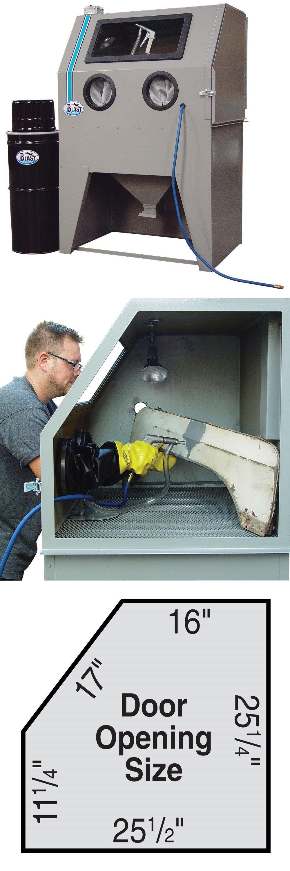 Fresh Skat Blast Cabinet Parts