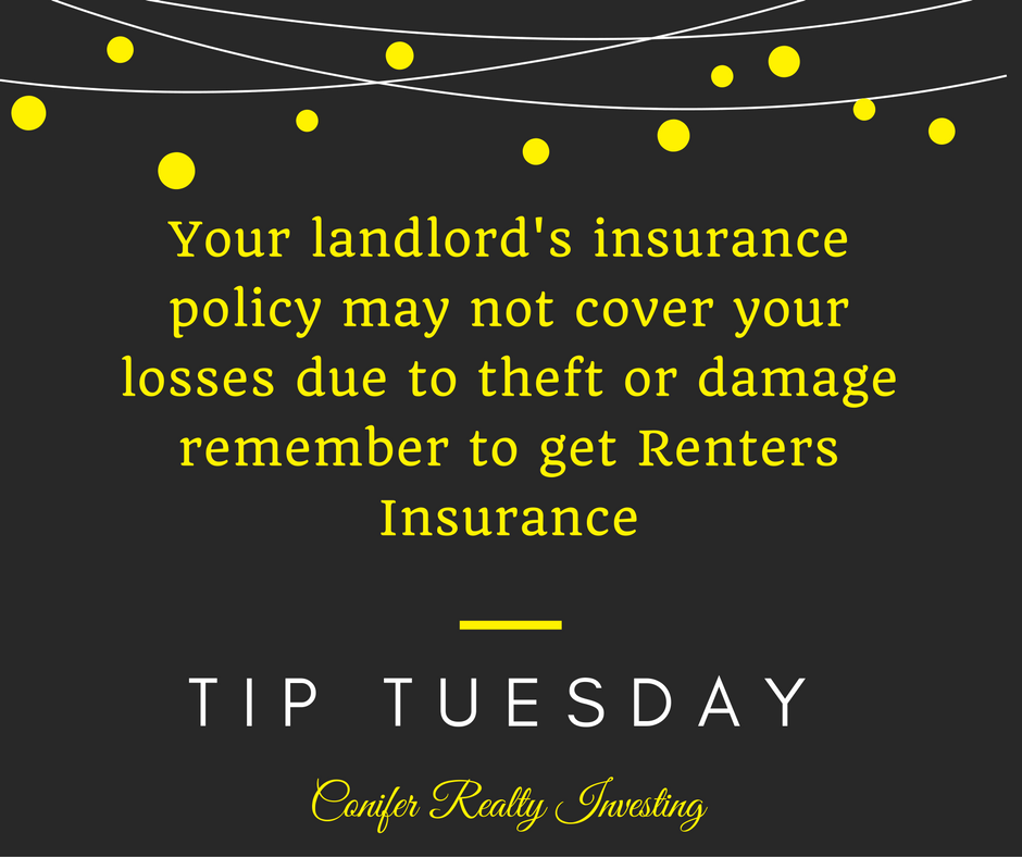 6 Tips On Renter S Insurance Being A Landlord Renters Insurance