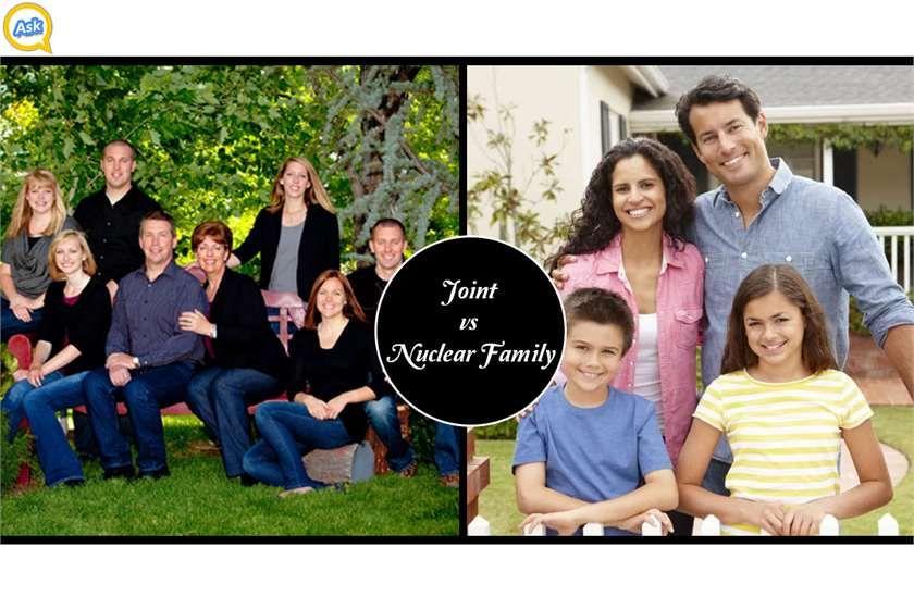 Joint Family Photo Ideas