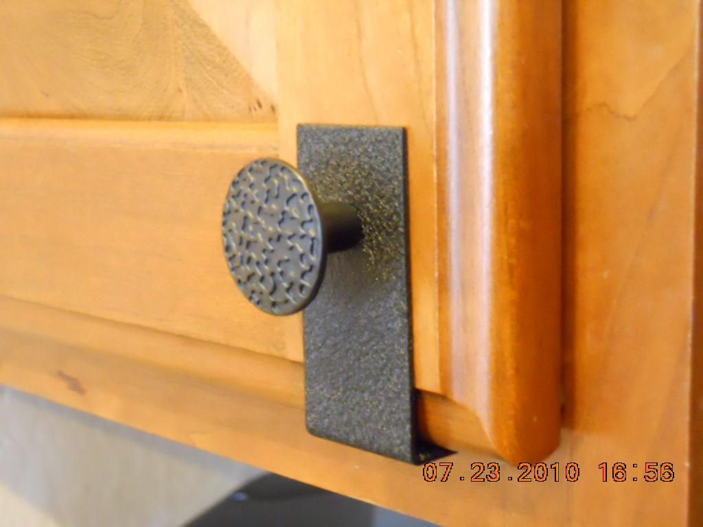 This Is The Converter Fastener From Ez Slide Cabinet Hardware It