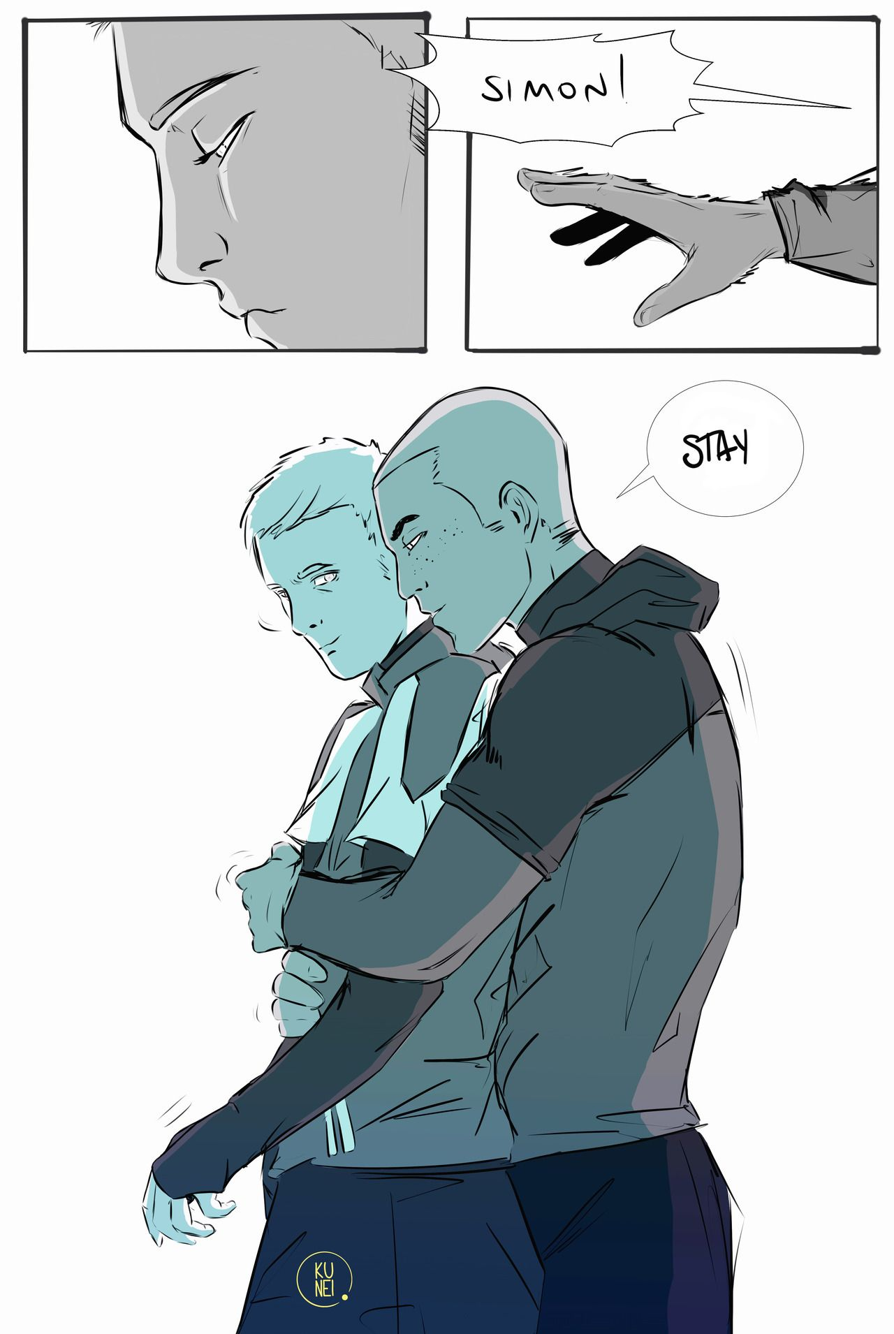 Connor is my new Obsession: Photo   Detroit: Become Human