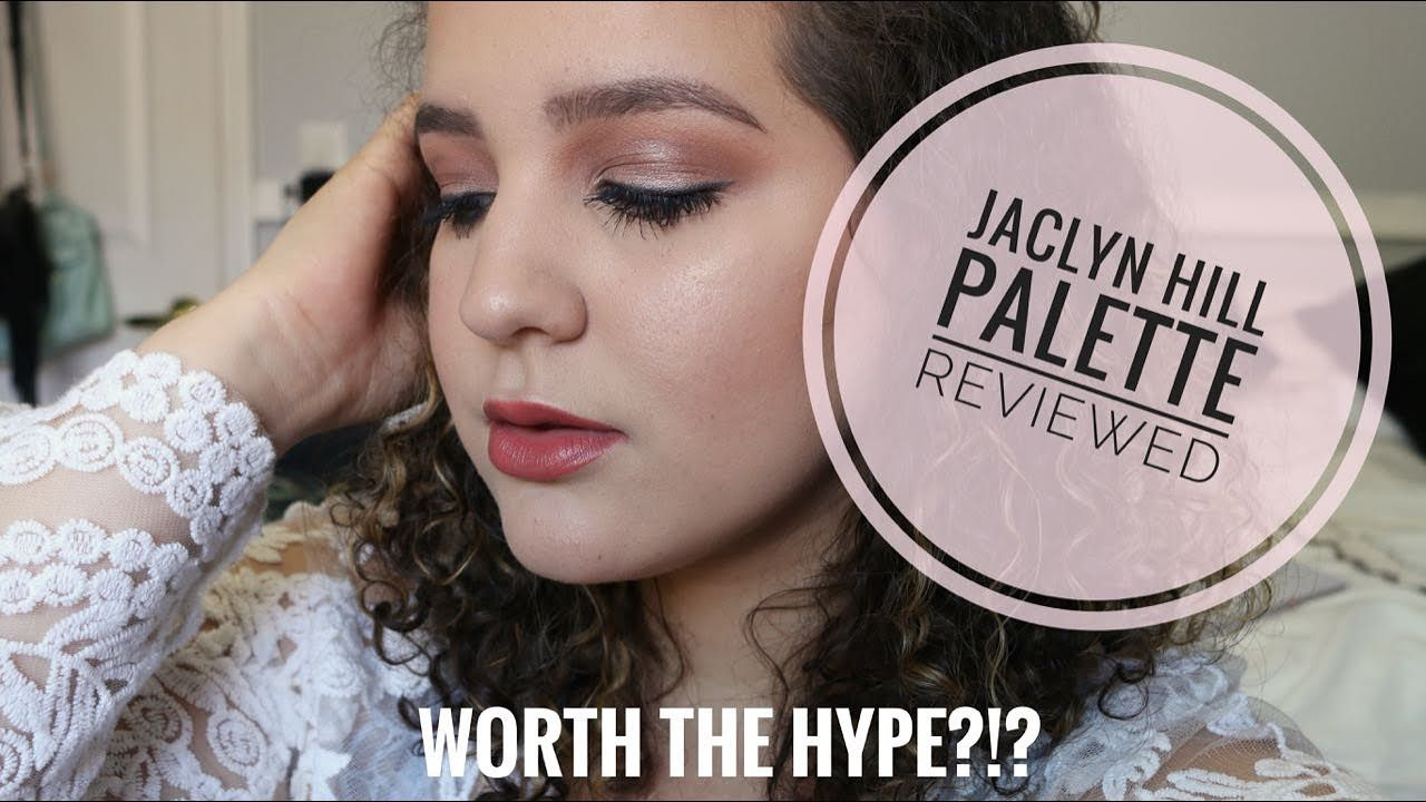 Jaclyn Hill Palette REVIEW AND DEMO! Worth the hype?!?