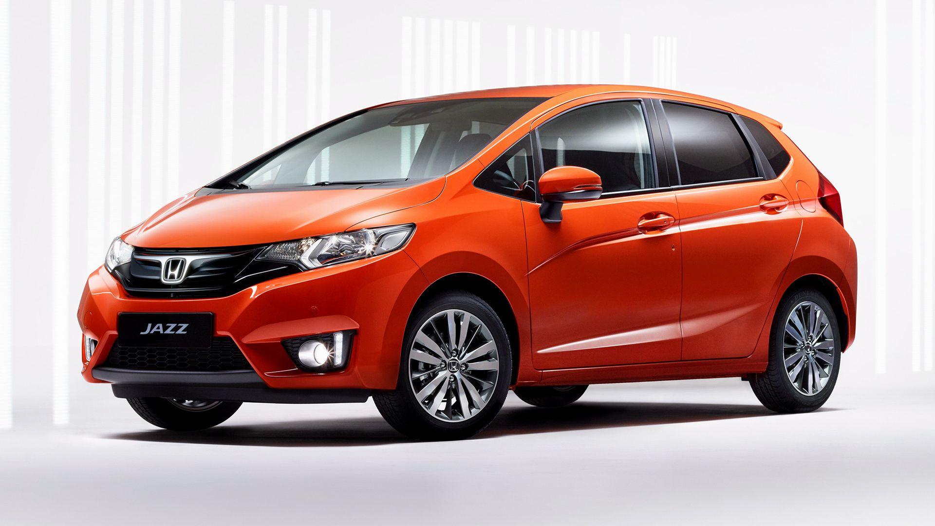 Honda jazz 2015 wallpapers and hd images car pixel