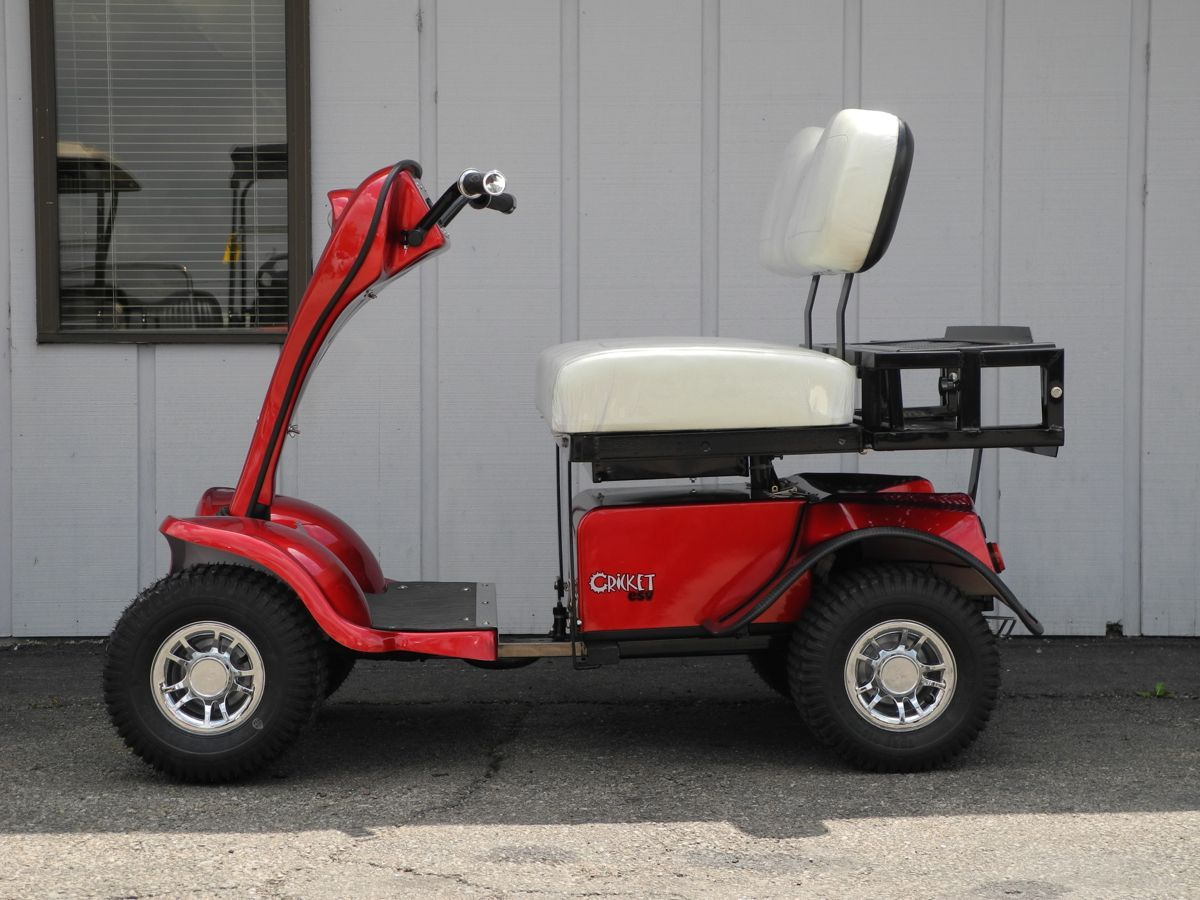 The Cricket ESV is mechanically similar to the Cricket SW3 ... on trailer hitch harness, trailer mounting brackets, trailer plugs, trailer brakes, trailer generator, trailer fuses,