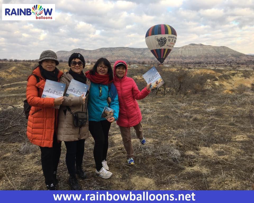 03.06.2017 Uçuşumuz dan ? www.rainbowballoo… #Rainbowballoons #Balloon #H…