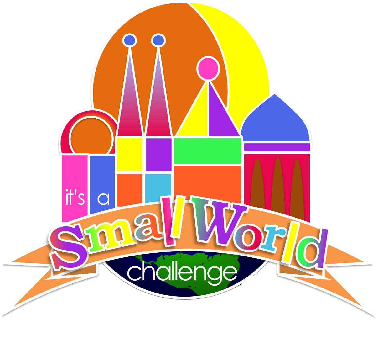 """The Small World Challenge is here!!! Who's crazy enough to ride, """"It's A Small World"""" (Your pick WDW or DL) from park open to close to BENEFIT Give Kids The World? Take a look at all the ways to get in on this insane quest and great cause... http://www.thesmallworldchallenge.com/ #DisneyWorld #WDW #Disneyland #SmallWorld #GKTW #GiveKidsTheWorld #Fundraise #Donate #VirtualRace #Running #ThemePark #MagicKingdom #MK"""