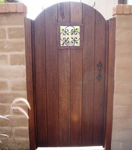 Another Side Gate Idea For The Home Backyard Gates