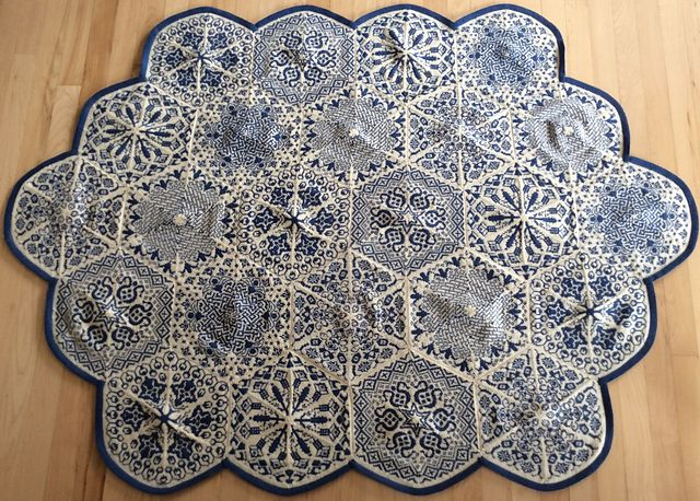 Persian Dreams pattern by Jenise Hope Persian and Ravelry