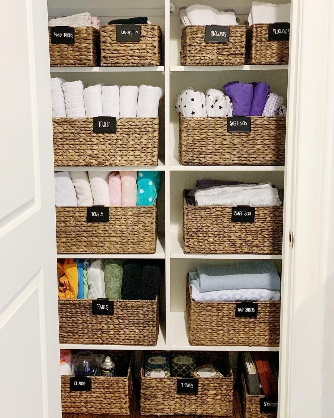 Photo of 12 Linen Closets on Instagram to Inspire You to Finally Organize Yours
