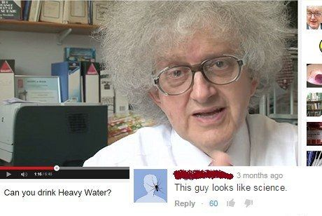 This guy looks like science