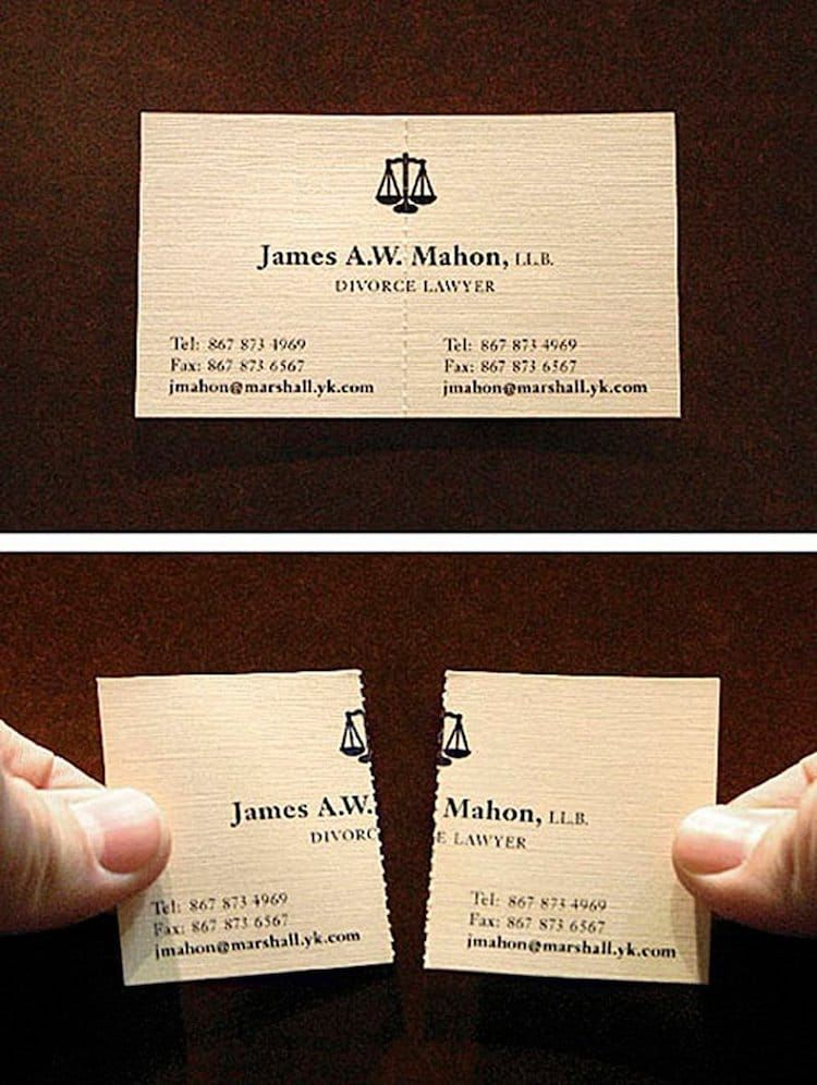30+ Most Creative Business Cards That Are Sure to Get Noticed ...