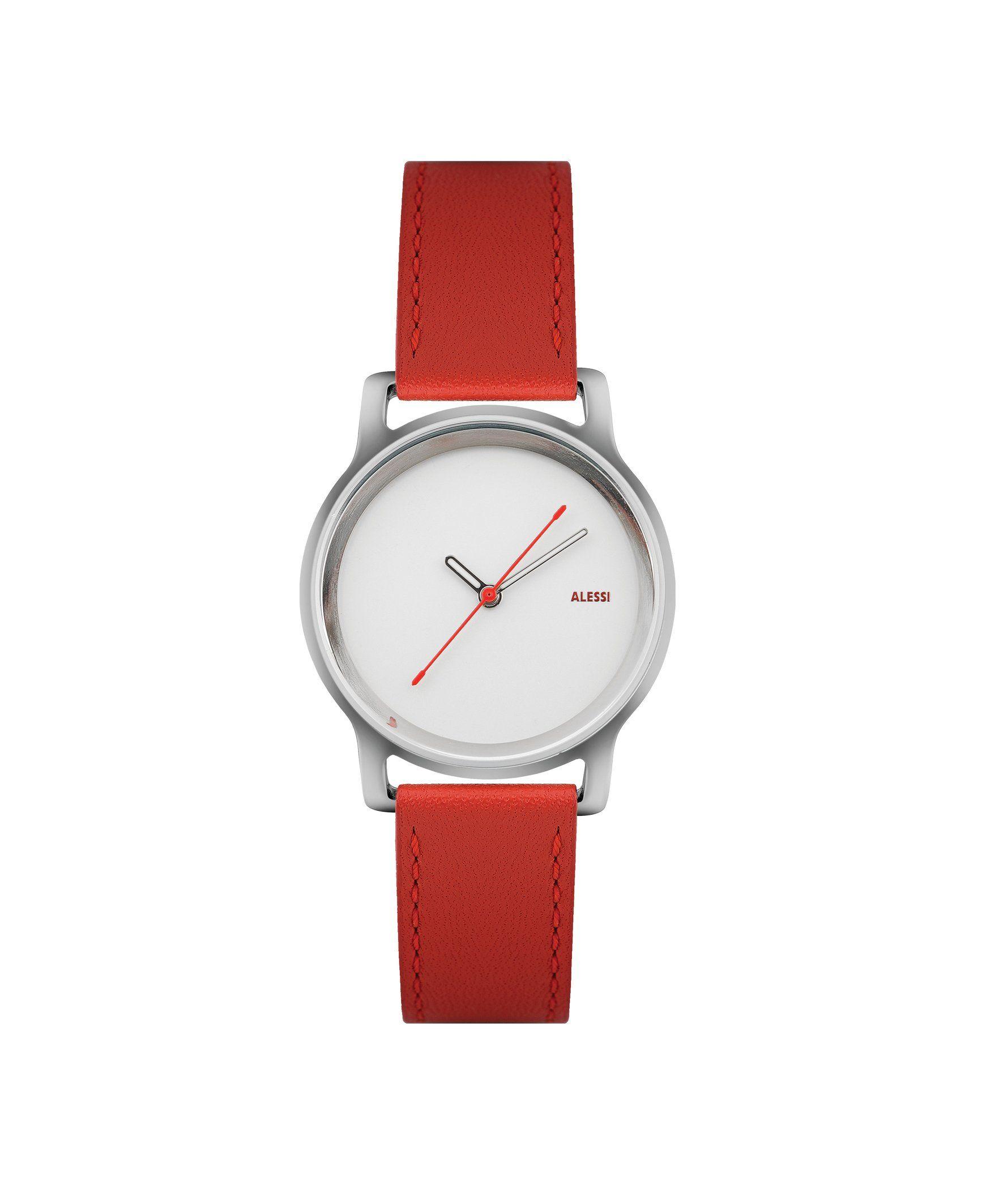 Alessi al28021 i 39 orologio wrist watch by for Amazon alessi