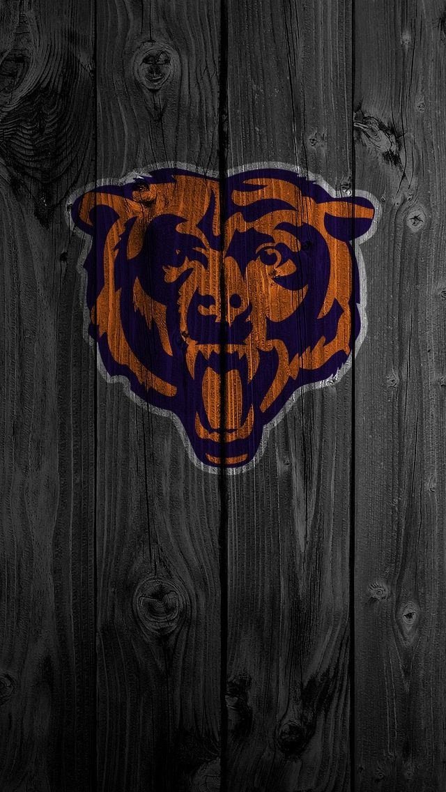 Chicago Bears Backgrounds Chicago Bears Wallpaper By Geosammy Chicago Bears Wallpaper Bear Wallpaper Iphone Wallpaper