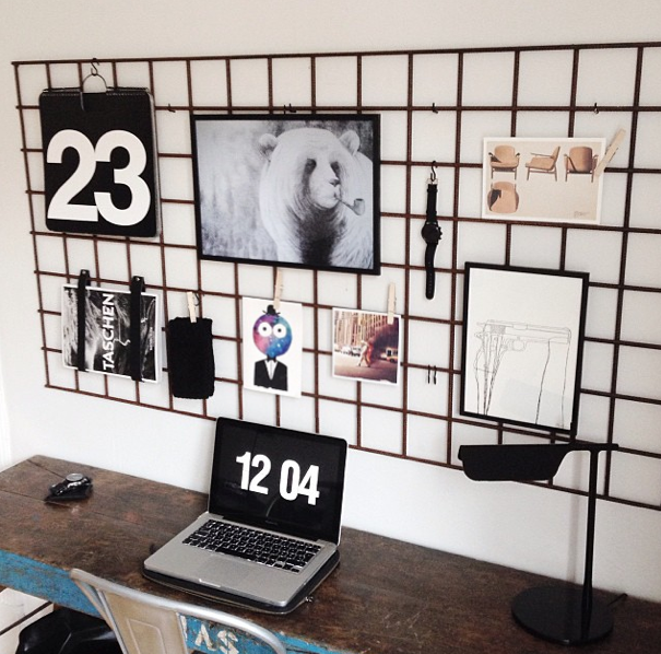 Wg Zimmer, Buero Und Schreibtisch