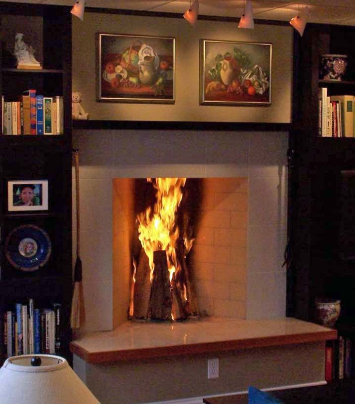 Rumford Fireplace Fireplace Fireplace Built Ins House Fire