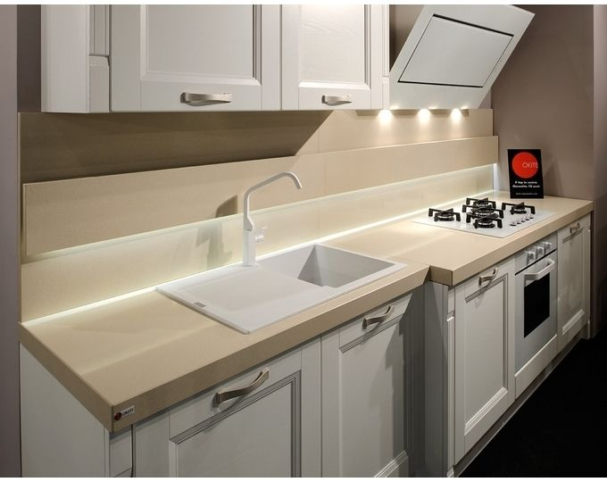 Kitchen okite italian quartz surface ideas for the - Cucine in okite ...