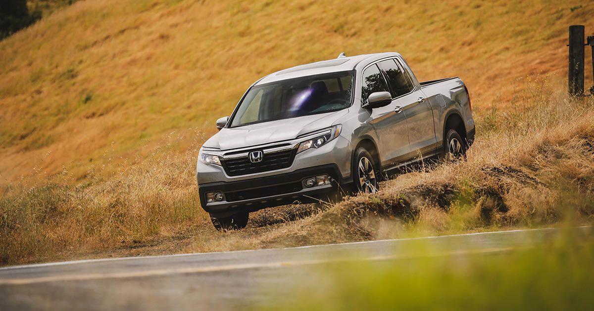 2019 Honda Ridgeline review Light duty, heavy punch