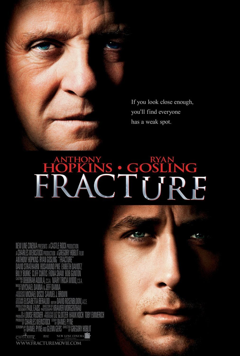 Fracture (2007) Movie Fracture movie, Streaming movies