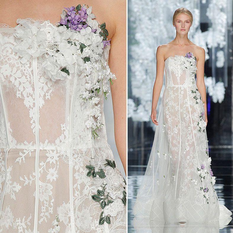 YolanCris | News | Botanical wedding inspiration. Floral wedding ...