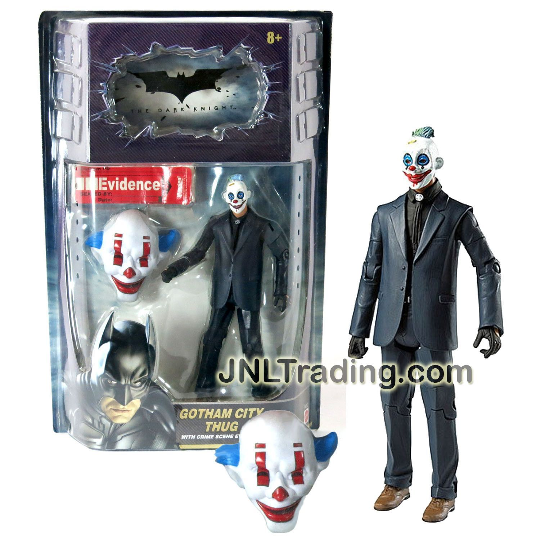 "Batman The Dark Knight DC Action Figure 4 1//2/"" Tall New 2008"