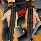1Pair Weightlifting Wrist Brace Straps Strength Powerlifting Training  Protector #Fitness
