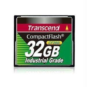 Transcend Information Industrial Temp Cf200i Cf Card