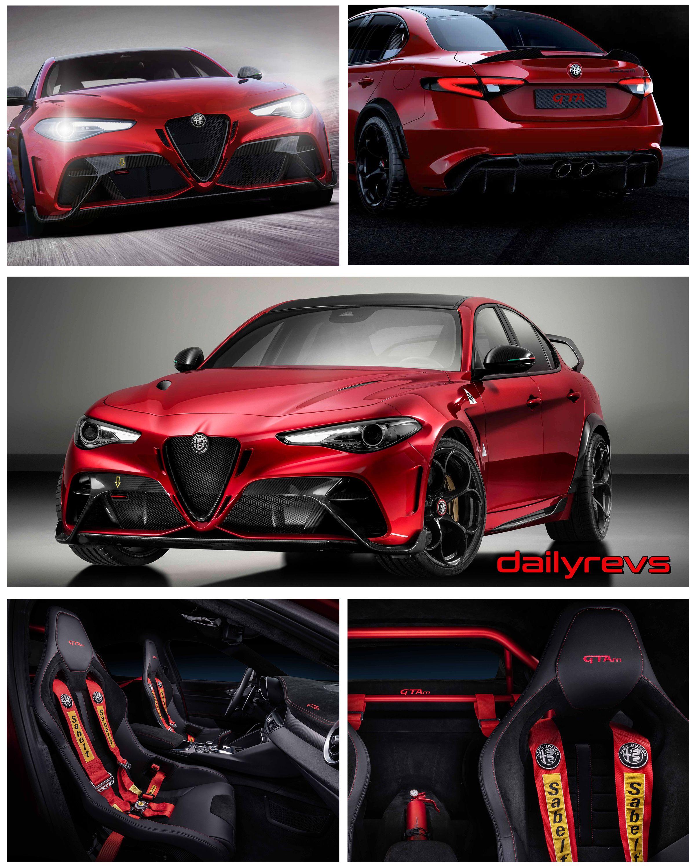 2021 Alfa Romeo Giulia Gta Dailyrevs Com Alfa Romeo Giulia Alfa Romeo Alfa Romeo Cars