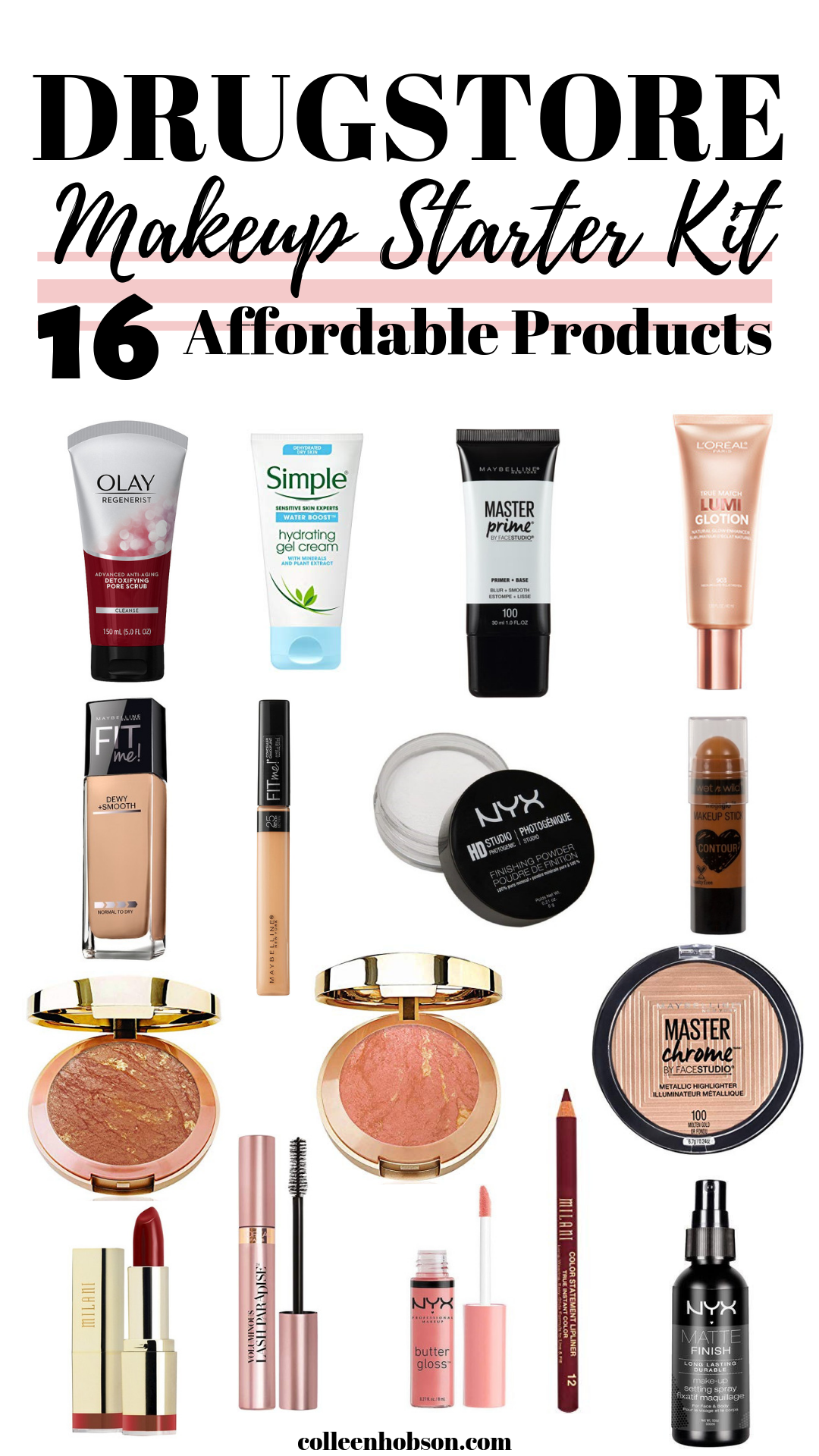 Pin on Makeup must haves