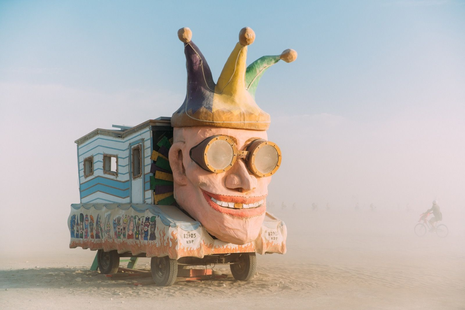 Art of Burning Man 2015 (Photo by: Galen Oakes) | Burning