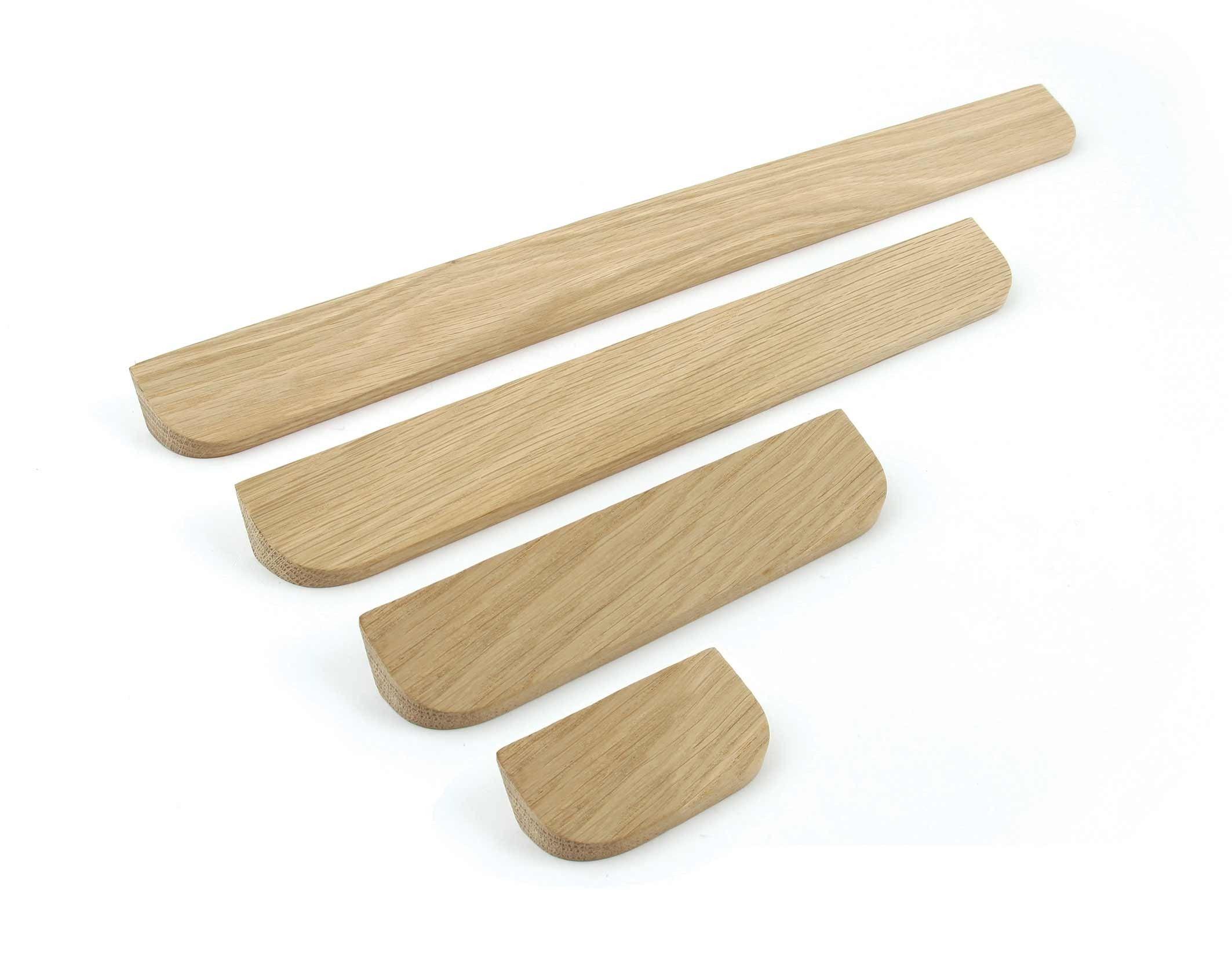 Hafele Kitchen Door Handles Hafele Willow Unfinished Oak Pull Handle Pull Handles