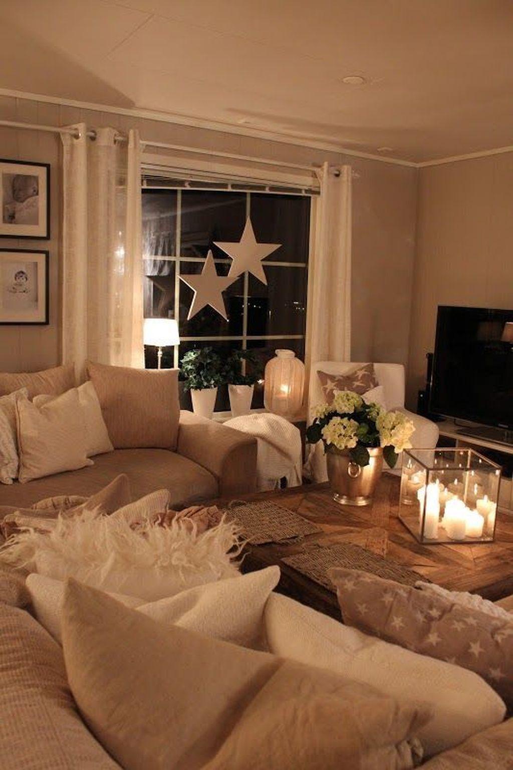 35 Cozy Livingroom Ideas In 2020 Living Room Warm Rustic Living Room Design Cosy Living Room