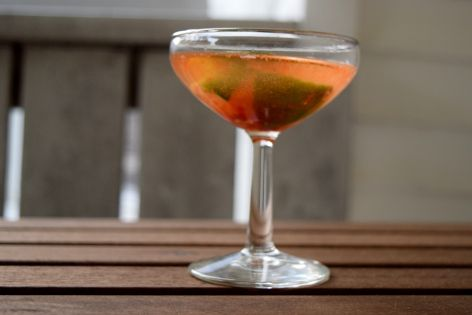 Sgt Pepper's Cocktail- Beatles Inspired Cocktails