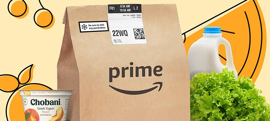 Amazon Recently Announced That Amazon Fresh Its Grocery Delivery And Pickup Service Is Now Free T Delivery Groceries Whole Foods Grocery Store Amazon Grocery