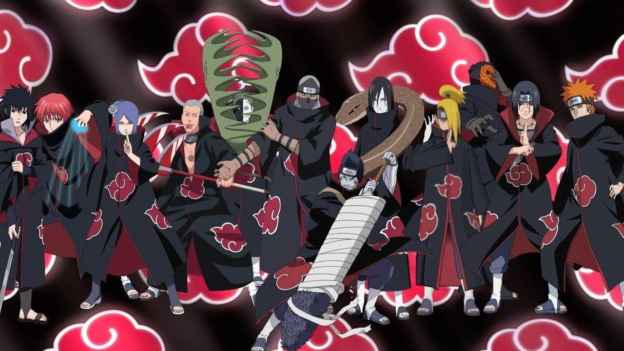 Akatsuki Amv War Youtube Akatsuki Hd Wallpaper Anime