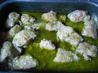 la cucina di Rosaria: Bocconcino di tonnina al pesto