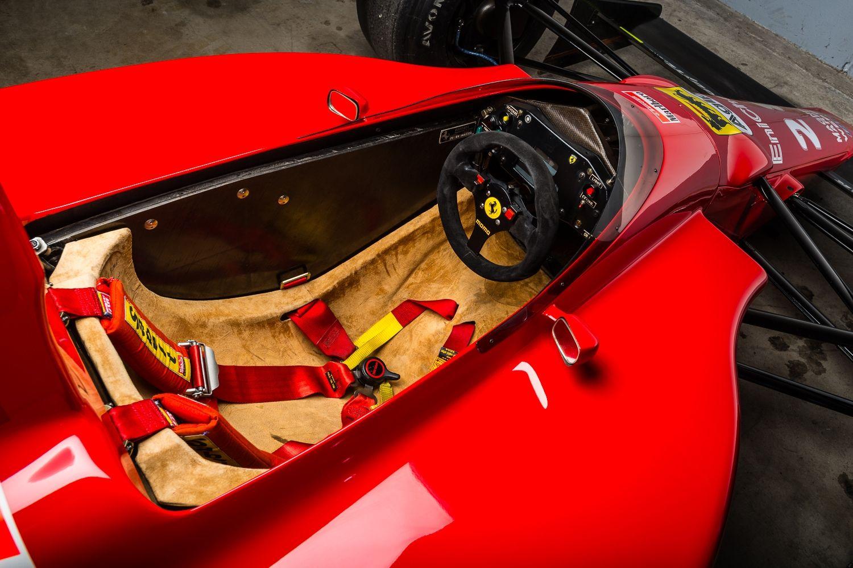 Ferrari 640 F1 89 Ferrari Ferrari F1 Classic Racing Cars