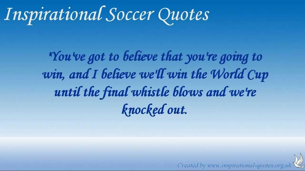 Motivational Football Quotes Inspirational Soccer Motivational Quotes  Soccer Quotes