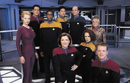 Crew of Voyager